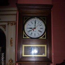 Relojes de pared: RELOJ DE PARED, MEDIO CARRILLON. Lote 61123527