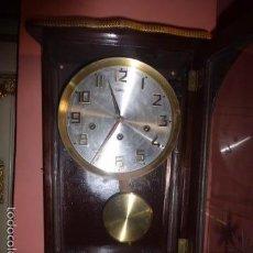 Relojes de pared: RELOJ DE PARED DE LOS AÑOS 70. Lote 61123643