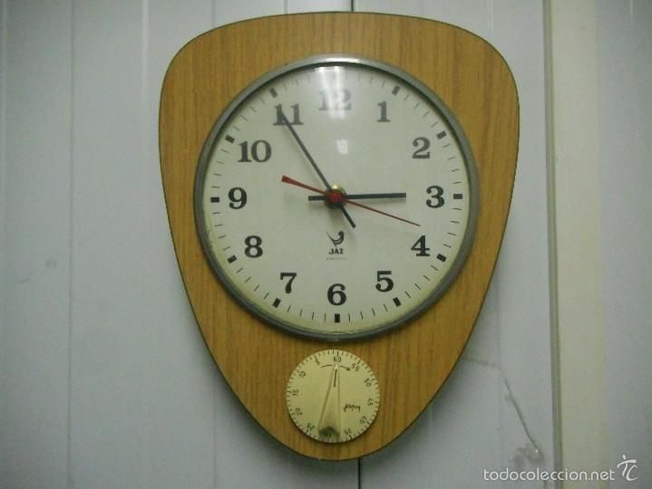antiguo reloj jaz para cocina con otro reloj qu - Comprar Relojes ...
