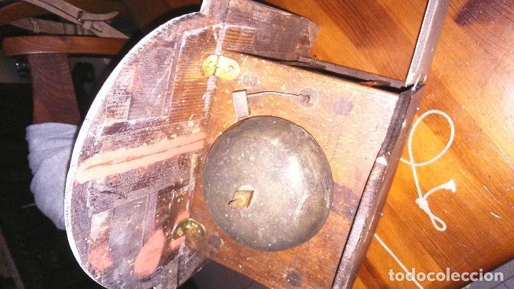 Relojes de pared: Preciosa ratera con magnífica esfera - Foto 4 - 61685372