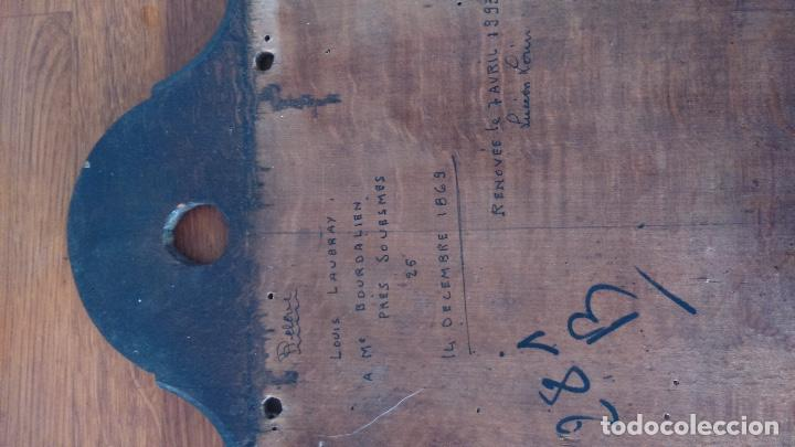 Relojes de pared: Preciosa ratera con magnífica esfera - Foto 8 - 61685372