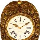 Relojes de pared: RELOJ MORETZ ..EMILIO EICHBERG... Lote 63536548