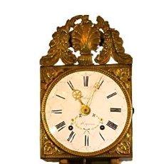 Relojes de pared: RELOJ MORETZ ..COLÉRÉ A HEYRIEUX... Lote 63540476