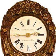 Relojes de pared: RELOJ MORETZ ..CHEVALLIER SERIE... Lote 63548136