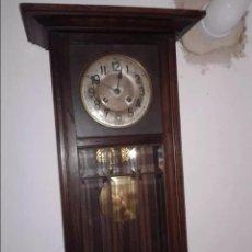 Relojes de pared: RELOJ ANTIGUO DE PARED MARCA ALIX. Lote 61988220