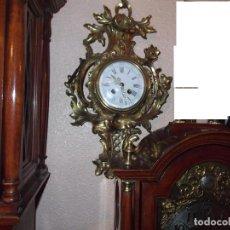 Relojes de pared: RELOJ CARTEL. Lote 64489487