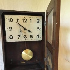Relojes de pared: RELOJ DE PARED ALEMÁN. Lote 64965835