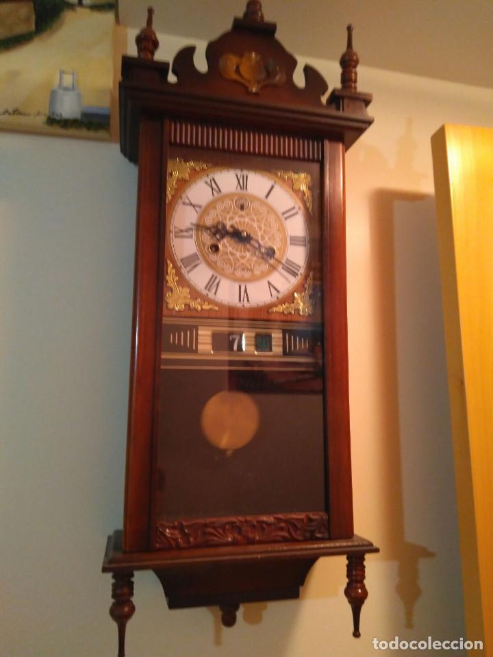 RELOJ DE PARED (Relojes - Pared Carga Manual)