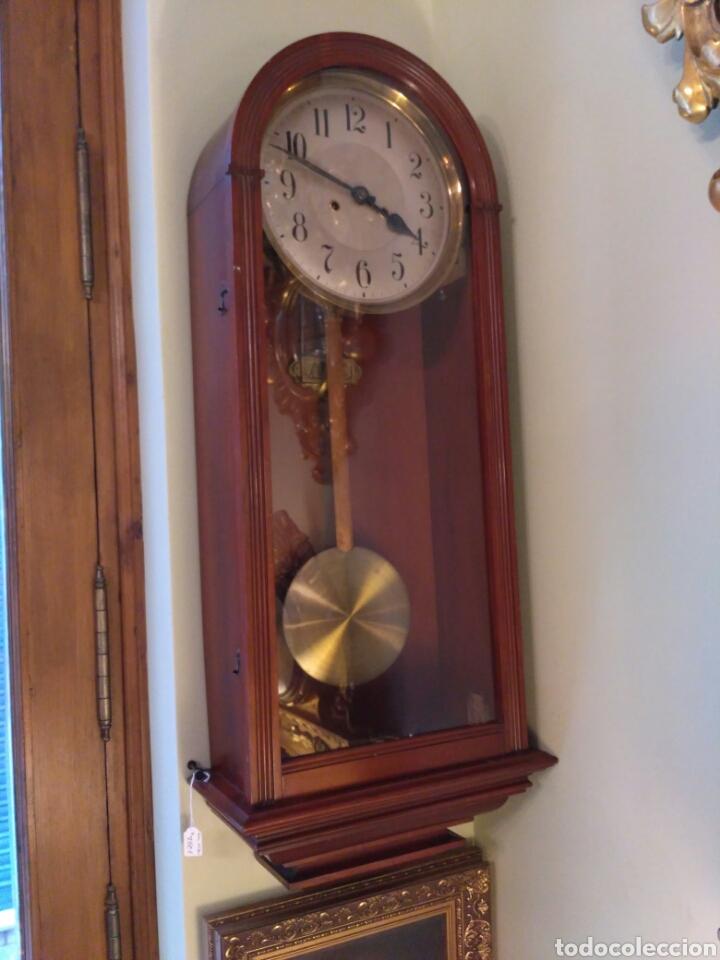 RELOJ DE PARED ART-DECO (Relojes - Pared Carga Manual)