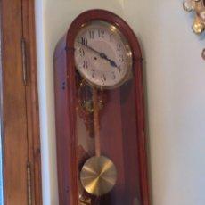 Relojes de pared: RELOJ DE PARED ART-DECO. Lote 67809687