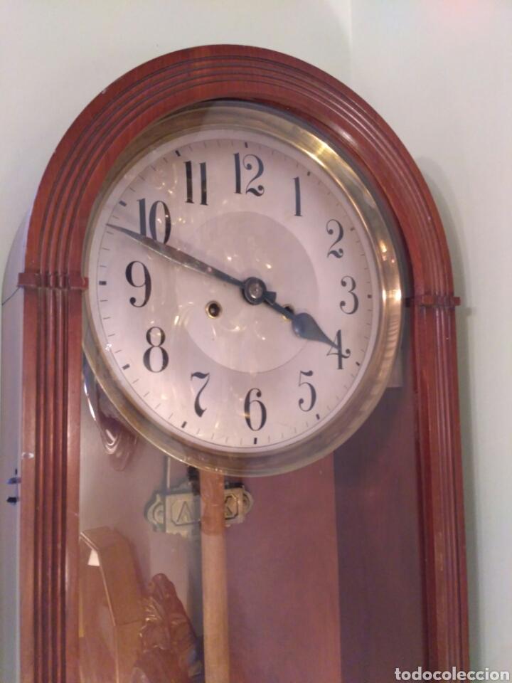 Relojes de pared: Reloj de pared art-deco - Foto 2 - 67809687