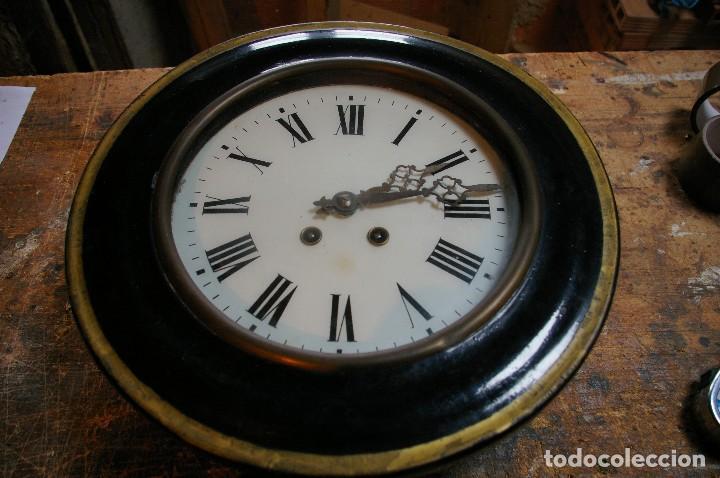 Relojes de pared: Reloj ojo de buey - Foto 8 - 69772381