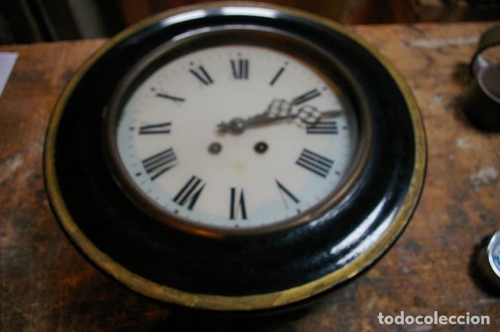 Relojes de pared: Reloj ojo de buey - Foto 9 - 69772381