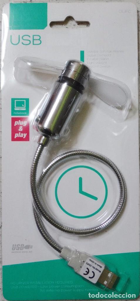 Relojes de pared: RELOJ LED MULTICOLOR USB LÁSER FLOTANTE + VENTILADOR - Foto 10 - 69891057