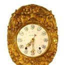 Relojes de pared: ANTIGUO RELOJ MOREZ DE MEDIADOS DEL SIGLO XIX. Lote 71506323