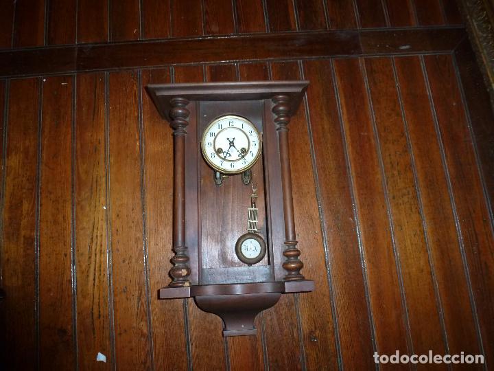 RELOJ DE PARED ALFONSINO (Relojes - Pared Carga Manual)