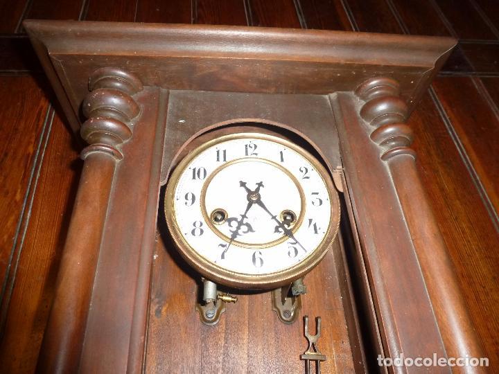 Relojes de pared: RELOJ DE PARED ALFONSINO - Foto 4 - 72204911