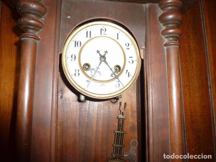 Relojes de pared: RELOJ DE PARED ALFONSINO - Foto 6 - 72204911