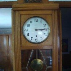 Relojes de pared: PRECIOSO RELOJ VEDETTE 1880 FUNCIONANDO. Lote 72223839
