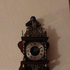 Relojes de pared: RELOJ HOLANDÉS. Lote 73520599