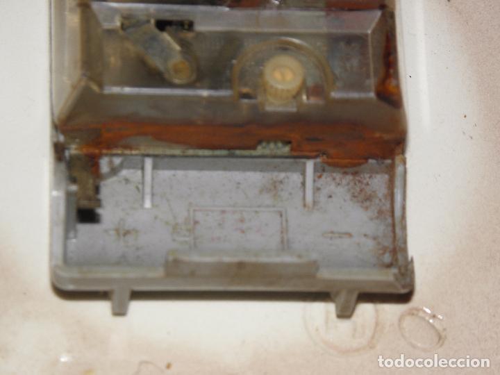 Relojes de pared: RELOJ DE COCINA CERAMICA,PORCELANA ESMALTADA EXTEND ELECTRIC MADE IN GERMANY,AÑOS 70.NO FUNCIONA - Foto 3 - 86238576