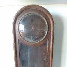 Relojes de pared: RELOJ PARED WURTTEMBERG CAJA CAPILLA FECHADO 1731(TENGO LA MAQUINARIA DESMONTADA). Lote 76511405