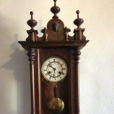 Relojes de pared: RELOJ DE PARED.- (PRIMER CUARTO DEL SIGLO XX). Lote 79294831