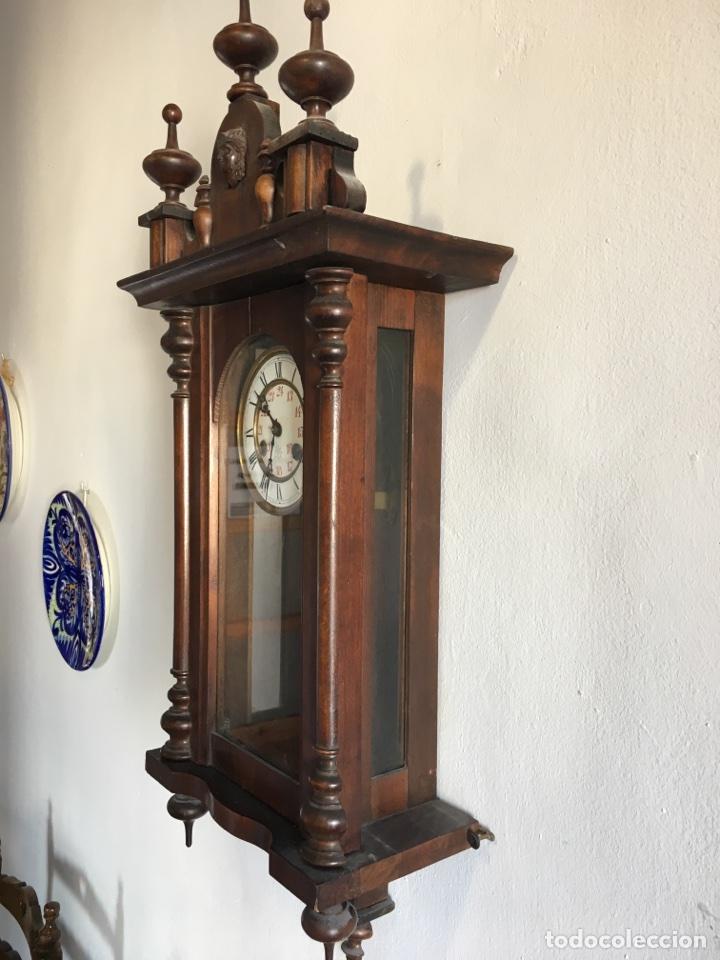 Relojes de pared: Reloj de Pared.- (Primer Cuarto del Siglo XX) - Foto 2 - 79294831