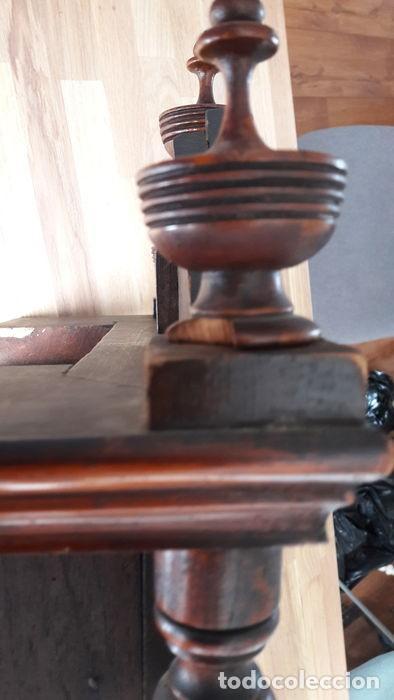 Relojes de pared: RELOJ DE PARED ANTIGUO 1910 AMERICANO MARCA ANGLO JEROME & CO FUNCIONANDO VER FOTOS - Foto 6 - 83912736