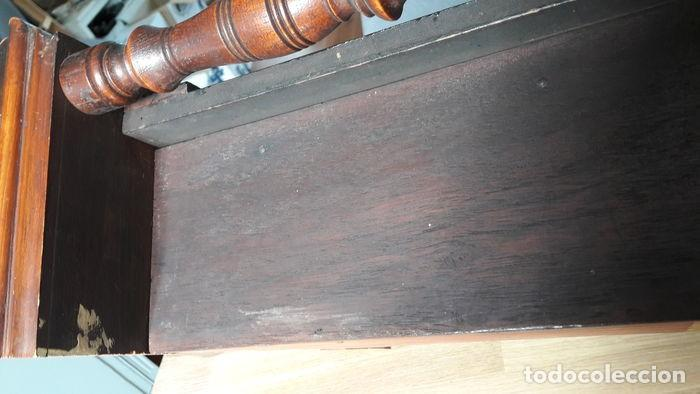 Relojes de pared: RELOJ DE PARED ANTIGUO 1910 AMERICANO MARCA ANGLO JEROME & CO FUNCIONANDO VER FOTOS - Foto 8 - 83912736