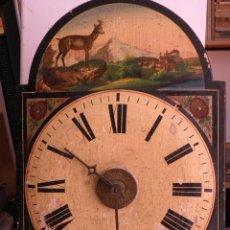 Relojes de pared: ANTIGUO RELOJ DE PARED. Lote 84066484