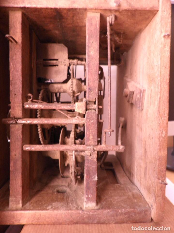 Relojes de pared: Antiguo reloj de pared - Foto 2 - 84066484