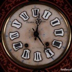 Relojes de pared: RELOJ DE PARED ESTILO ISABELINO SIGLO XIX. Lote 84236152