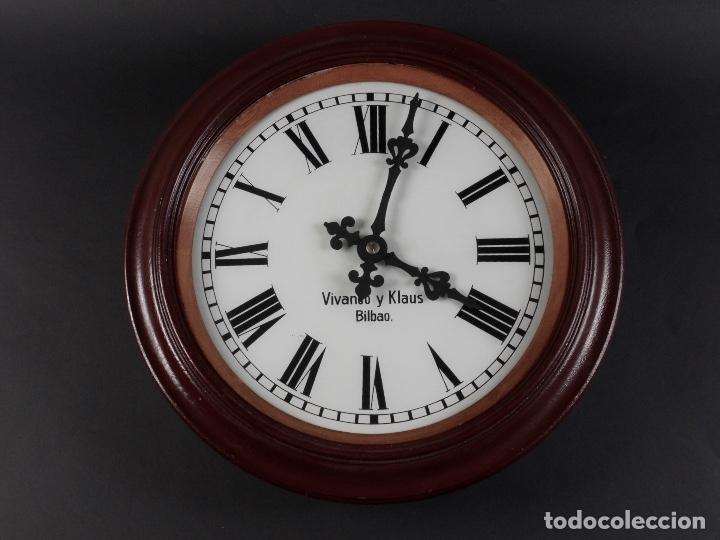 Relojes de pared: RELOJ DE PARED VIVANCO&KLAUS, BILBAO - Foto 2 - 84239328