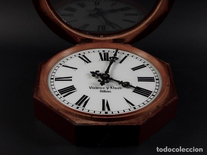 Relojes de pared: RELOJ DE PARED VIVANCO&KLAUS, BILBAO - Foto 3 - 84239328