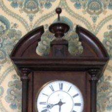 Relojes de pared: RELOJ REGULADOR MOREZ, PRINCIPIOS DE SIGLO. . Lote 84520748