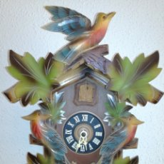 Relojes de pared: ANTIGUO RELOJ CUCO ALEMÁN.. Lote 85663660