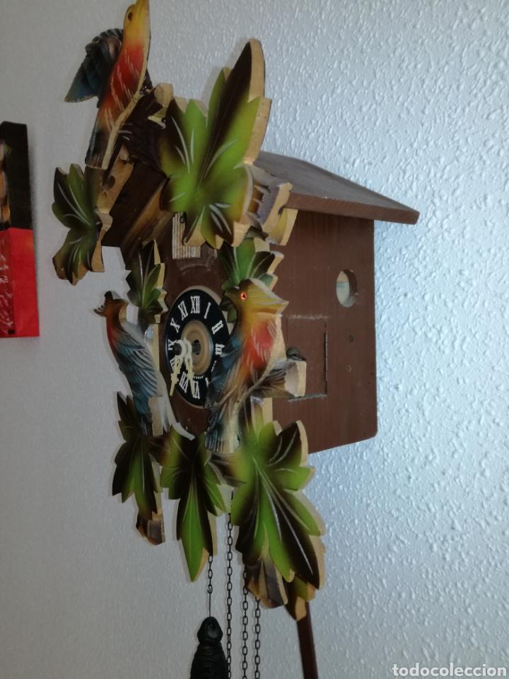 Relojes de pared: Antiguo Reloj Cuco Alemán. - Foto 3 - 85663660
