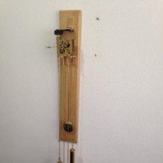 Relojes de pared: RELOJ DE PARED FRANZ HERMLE. Lote 85724968