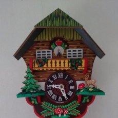 Relojes de pared: ANTIGUO RELOJ DE CUCO. MADE IN GERMANY. ( 40 ). Lote 86685636