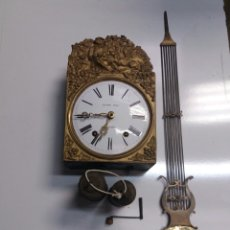 Relojes de pared: RELOJ MOREZ. Lote 88096714