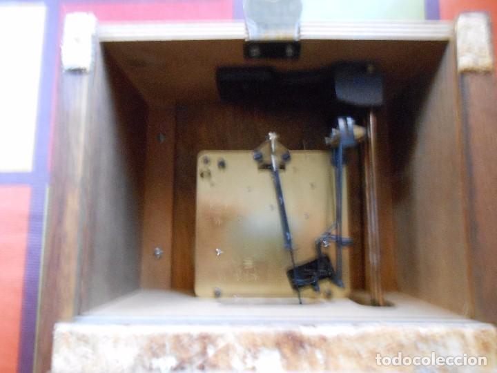 Relojes de pared: RELOJ DE PARED MARCA AMS CUERDA 7-8 DÍAS. - Foto 12 - 88173836