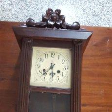 Relojes de pared: RELOJ DE PARED UNGHANS - J FUNCIONANDO. Lote 88965760