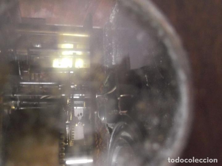 Relojes de pared: MUY ANTIGUO RELOJ DE PARET DE CARGA MANUAL ROMAN ENTRA Y MIRALO - Foto 13 - 89175704