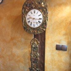 Relojes de pared: JUEGO DE DOS RELOGES DE PARED. Lote 89474506