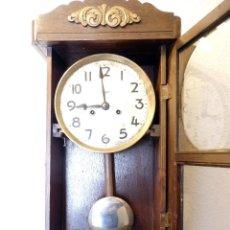 Relojes de pared: RELOJ PARED. Lote 89684844