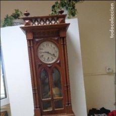 Relojes de pared: RELOJ CARRILLON SIGLO XIX. Lote 98606679