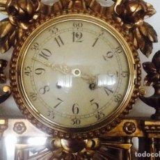 Relojes de pared: GRAN RELOJ WESTERSTRAND TOREBODA, AÑOS 30/40, VER FOTOS.EN USO, FUNCIONA.. Lote 92405770