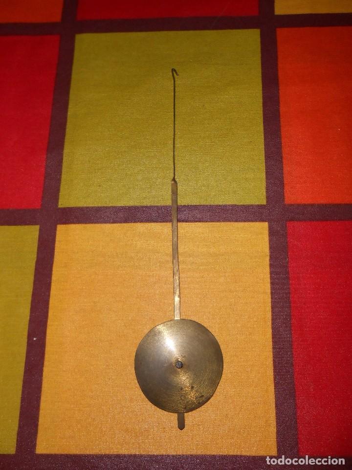 Relojes de pared: ANTIGUO RELOJ DE PARED DEL AÑO 1850/1870 APROXIMADAMENTE. - Foto 11 - 93091305