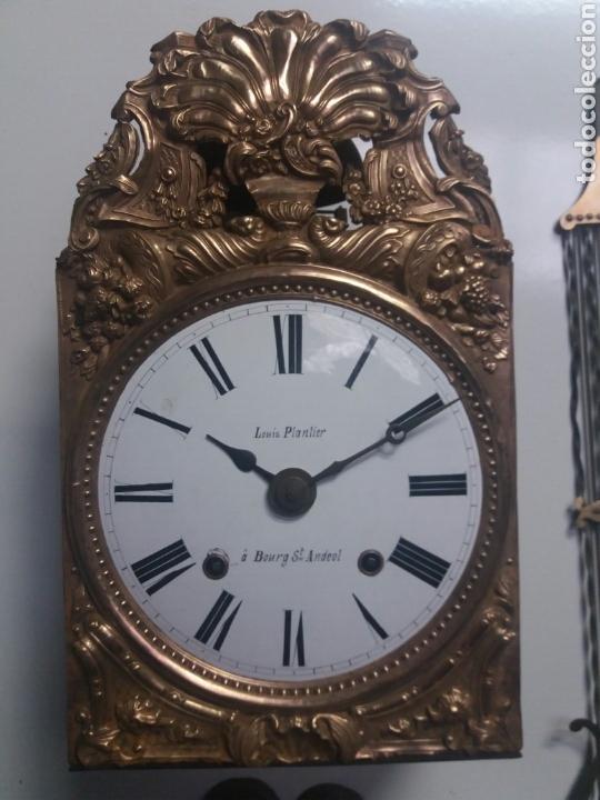 Relojes de pared: reloj morez - Foto 2 - 182399133